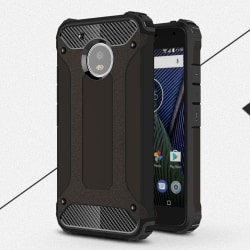 Hybrid Armor Mobilskal till Motorola Moto G5 Plus - Svart