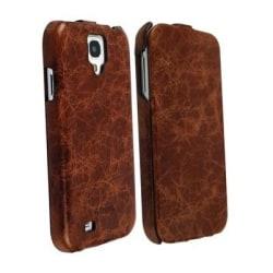 Krusell Tumba Slimcover till Samsung Galaxy S4 i9500 - Brun
