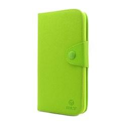 MLT Plånboksfodral till Samsung Galaxy Mega i9200 (Grön)