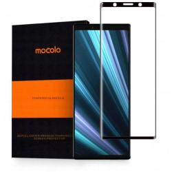 Mocolo Härdat Glas Sony Xperia 5 Svart