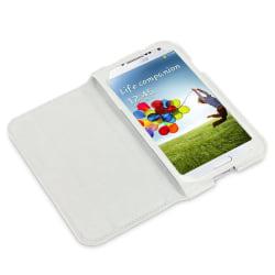 Nappali Hand-Crafted Genuine Leather Väska till Samsung Galaxy S