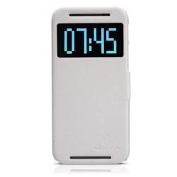 Nillkin Fresh Series fodral till HTC One M8 - (Vit)