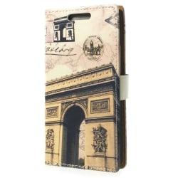 Plånboksfodral till HTC One M8 (2014) - Triumphal Arch