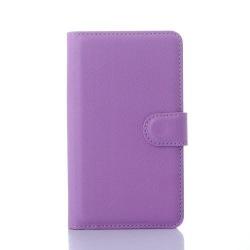 Plånboksfodral till Sony Xperia E4 - Lila