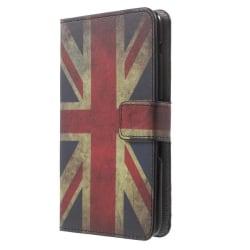 Plånboksfodral till Sony Xperia E4 - UK