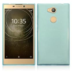 Qubits Mobilskal till Sony Xperia L2 - Blå