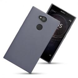 Qubits Mobilskal till Sony Xperia L2 - Grå