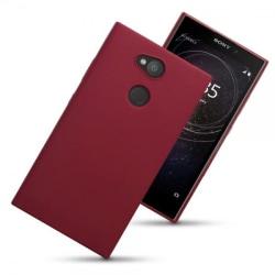 Qubits Mobilskal till Sony Xperia L2 - Röd