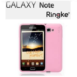 Rearth Silikonskal till Samsung Galaxy Note (ROSA)