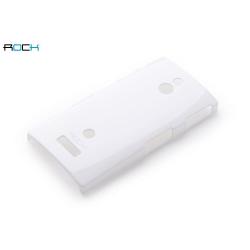 Rock Colorful Skal till Sony Xperia P - LT22i + HD Skärmskydd (V
