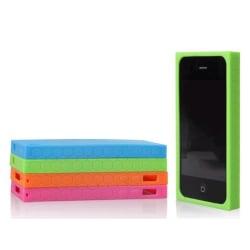 Rocon flexicase skal till iPhone 4 Grön