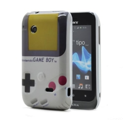 Skal till Sony Xperia Tipo ST21i - Gameboy