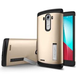 SPIGEN Slim Armor Skal till LG G4 - Gold