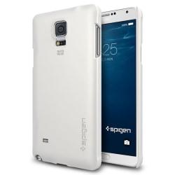 SPIGEN Thin Fit Skal till Samsung Galaxy Note 4 (Vit)