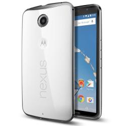SPIGEN Ultra Hybrid Skal till Google Nexus 6 (Gun Metal)