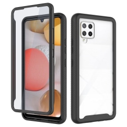 Tech-Protect Defense360 mobilskal Galaxy A42 5G Svart