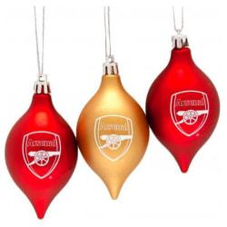 Arsenal Julgranskulor Vintage