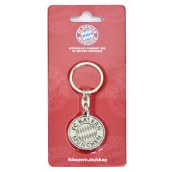 Bayern München Nyckelring Crest