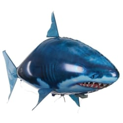 Fjärrkontroll haj dekoration leksak Shark No Box