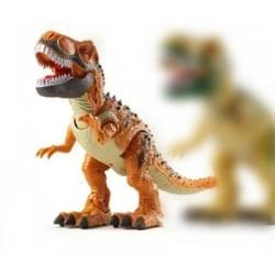 Prata dinosaurie Brown Tyrannosaurus