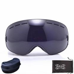 Uv400 stora sfäriska maskglasögon NO.9