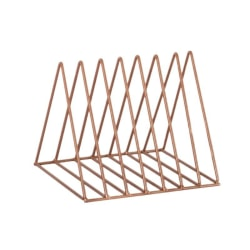 Triangelhållare skrivbord Brown S