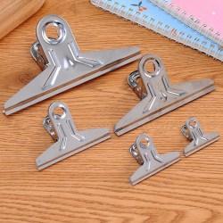 Stora och små clips i rostfritt stål - 4.2cm