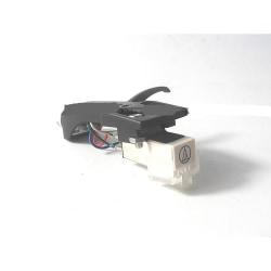 Magnetpatron med skivspelare