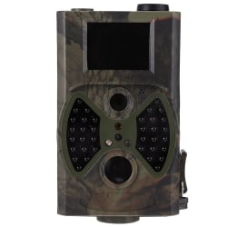 Trail jakt kamera scouting infraröda kameror mörkerseende