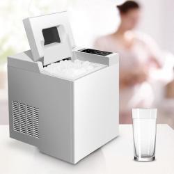 Liten kommersiell ismaskin för hushållsisbitar (220)