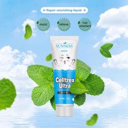 Aftershave cream lindrar torrhet smörjer näring huden slät