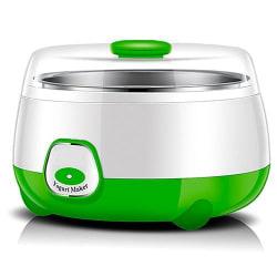 Automatisk elektrisk yoghurt tillverkare, natto ris vin Green