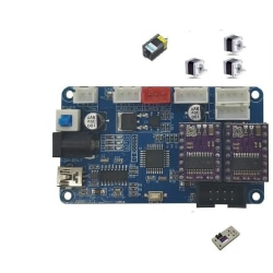 2-axlig cnc-laser, styrsystem, router / laser-styrkort,