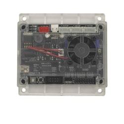 Router för laserkontrollsystem