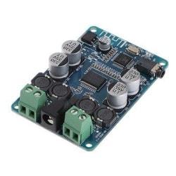 Effektförstärkarkort tda7492p bluetooth-mottagare, ljudkort
