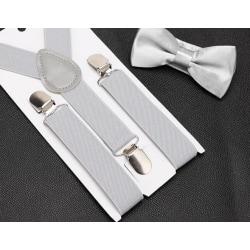 Fluga mode ,, hängslen, justerbara hängslen baby bröllop LD-ETA18-2-350853