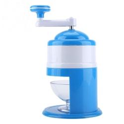 Handtag diy iskross, manuell, multifunktionell, bärbar, slush