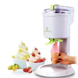 Helautomatisk glassmaskin, frukt yoghurt söt elrör Milky white EU