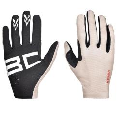 Herr dam, full finger andas, ridning handskar White L