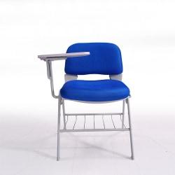 Hopfällbar stol för konferensutbildningspersonal med Blue no board