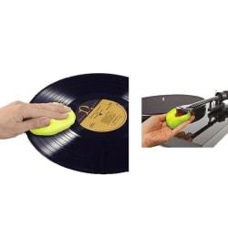 Magisk dammsugare för LP vinyl skivspelare patron stylus -