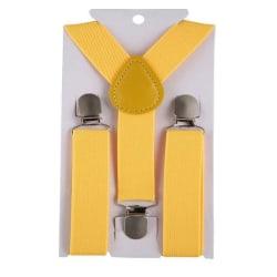 Nya elastiska hängslen för bälten, hängslen för barn PP