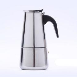 Rostfritt stål italienska topp espresso latte spishäll 9CUPS FOR 450ML