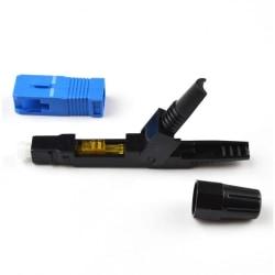 Snabb inbäddad fiberoptisk snabbkoppling 10pcs
