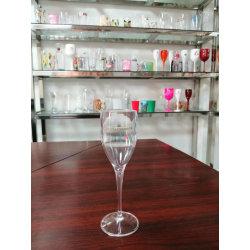 Vinparti, vit champagne, kupécocktailglas, flöjt vinkopp 2pcs Clear1