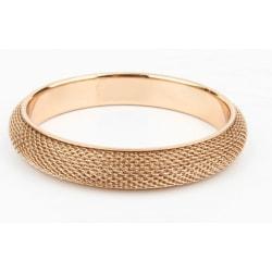 Tjockt armband med länkar Guld