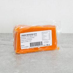 Marsipan Orange 500g - Örebro Bagerivaror orange