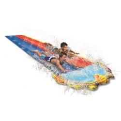 Double Water Slide- Vattenrushbana