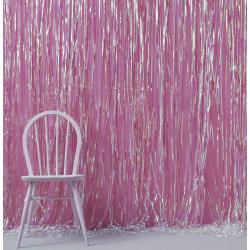 Draperi i Iridescent Backdrop flerfärgad