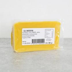 Marsipan Gul 500g - Örebro Bagerivaror gul